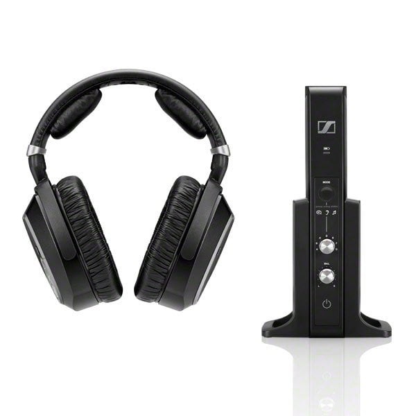 Sennheiser RS 195 Front With Stand