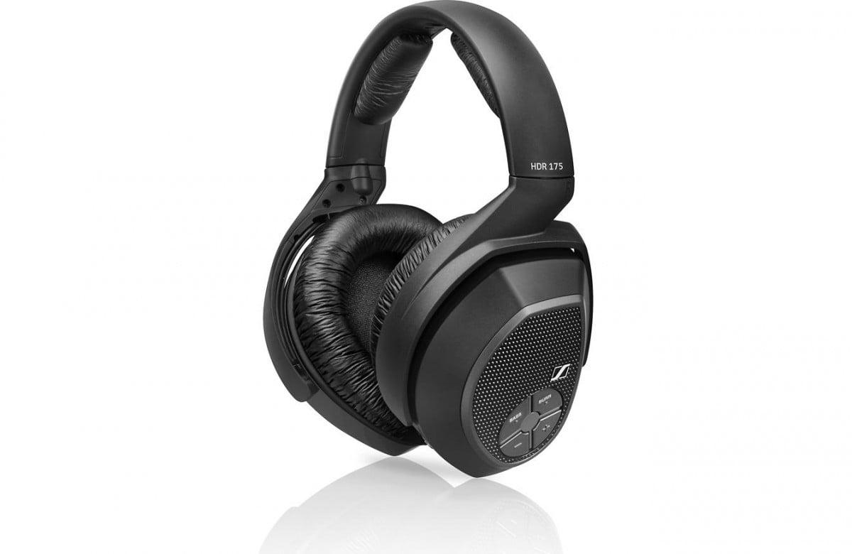 Sennheiser Hdr 175 Wireless Headphones For Rs 175 System