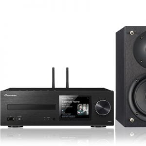 Pioneer X-HM76 Network Mini Stereo System