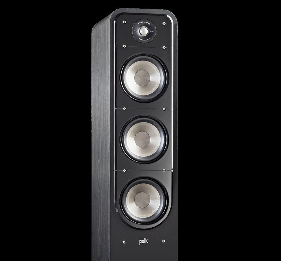 Polk Audio S60 HiFi Home Theater Tower Speaker - Each