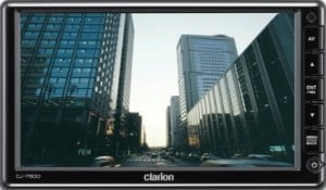 "Clarion CJ7600E 7"" Dual Widescreen Digital LCD Monitor"