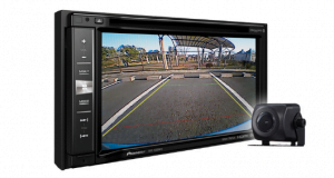 Pioneer AVIC-6201NEX In-Dash Navigation AV Receiver w/ Touchscreen Display and included ND-BC8 Back-Up Camera