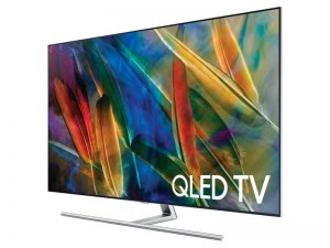 "Samsung QN65Q7FAMFXZC 65"" 4K UHD HDR QLED Tizen Smart TV - New 2017 Model"