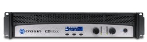 CROWN CDI 1000 AMPLIFIER
