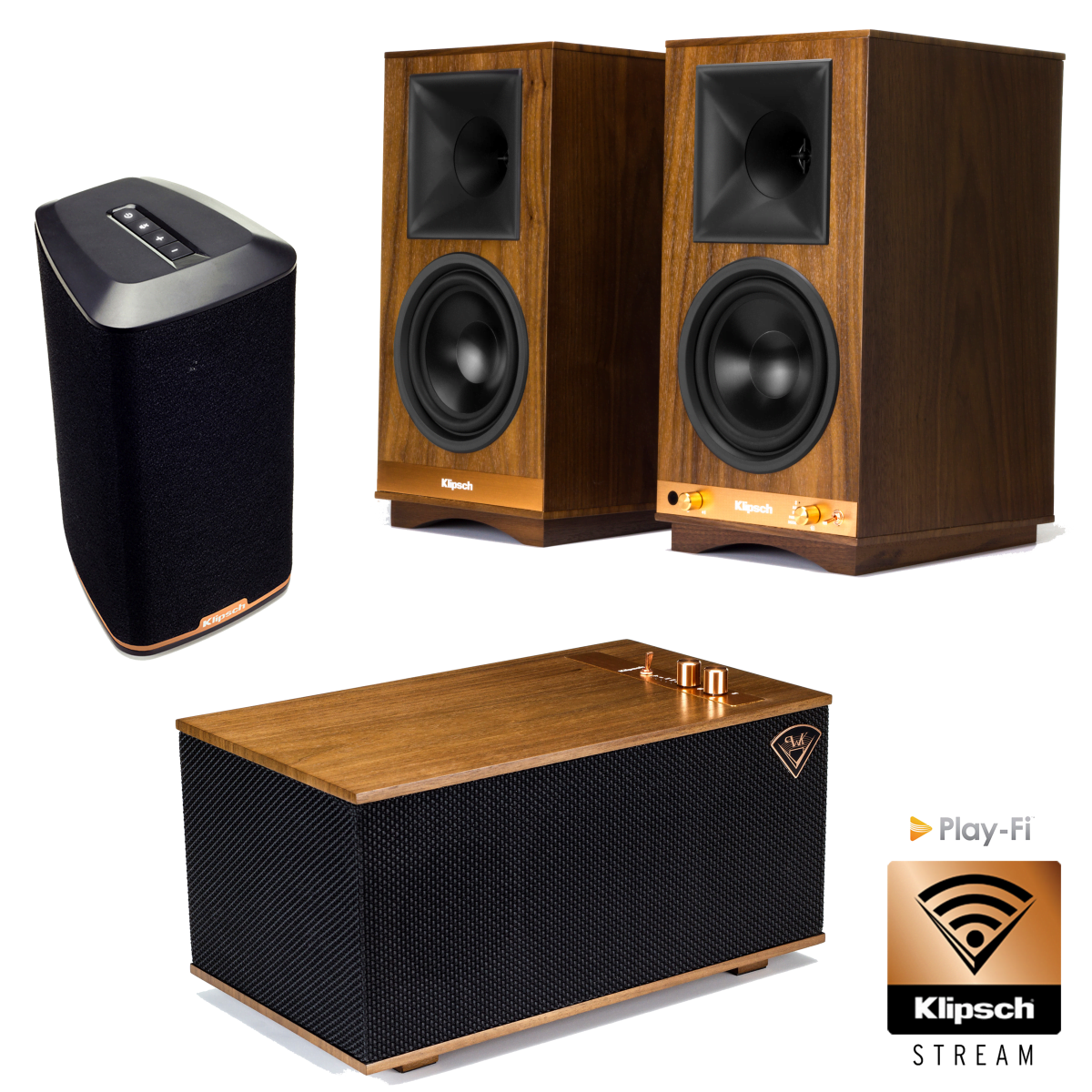 speakers bookshelf premiere grille klipsch products reference
