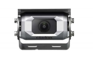 Clarion CC6500E Heavy Duty CMOS Color Camera w/ Shutter/Mirror Image/Wide Angle