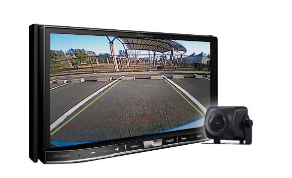 Pioneer AVIC-8201NEX In-Dash Navigation AV Receiver w/ Touchscreen Display and included ND-BC8 Back-Up Camera