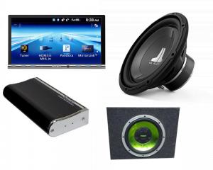 Sony XAV-712HD Bundle