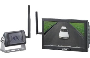 Clarion EE2179E Wireless Rear-View Camera System