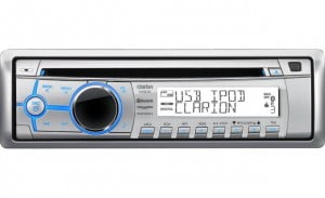 Clarion M303 Bluetooth/CD/USB/MP3/WMA Marine Receiver