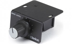 Clarion BC2 Amplifier Bass Level Control