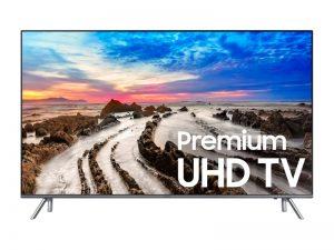 "Samsung UN75MU8000FXZC 4K UHD TV - 75"" Class"