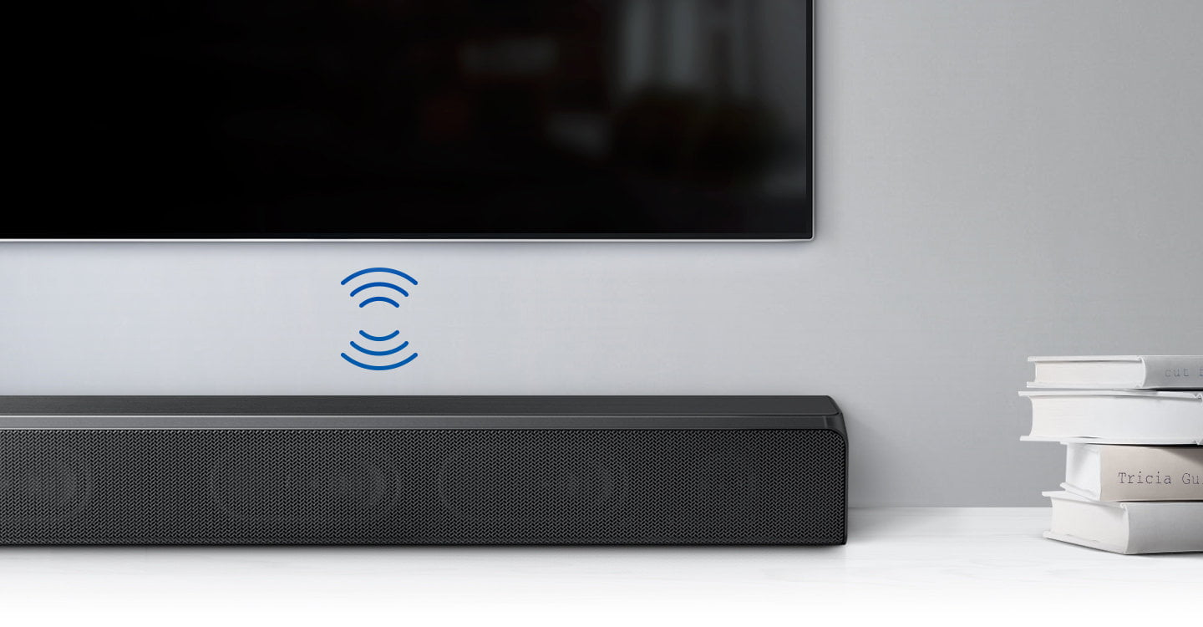 samsung hw ms650 3ch 450w sound premium soundbar. Black Bedroom Furniture Sets. Home Design Ideas