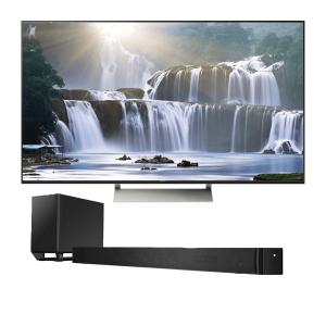 "Sony XBR-75X940E 75"" Smart LED 4K Ultra HD TV w/ HT-ST9 7.1 Channel Soundbar - Bundle"