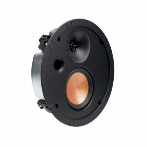 """Klipsch SL-M3400 UltraSlim In-ceiling Speaker 4"""" with metal back can 3000 series - Each"""