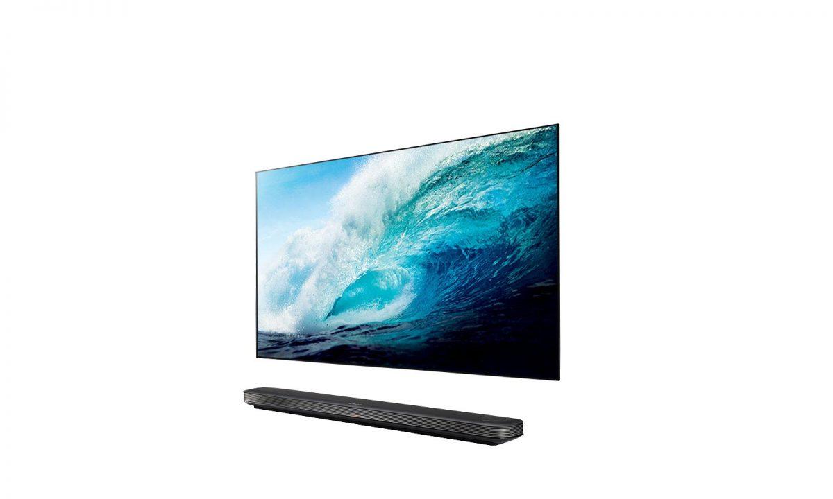 lg signature oled65w7p 4k hdr 65 smart tv coming. Black Bedroom Furniture Sets. Home Design Ideas