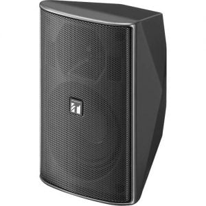 TOA F-1000BT 2-Way Wide Dispersion Box Speaker - Black