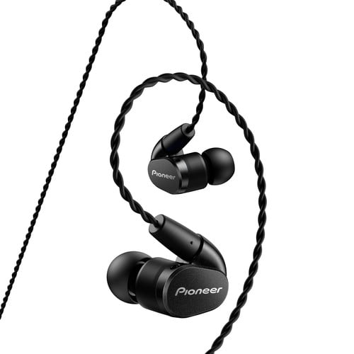 Pioneer SE-CH5T-K In-Ear Stereo Headphones