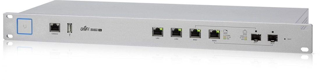 Ubiquiti Usg Pro Rack Mount Router