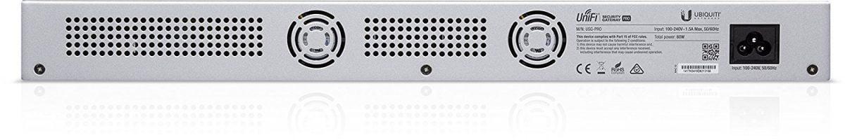 Ubiquiti USG-PRO Rack mount Router