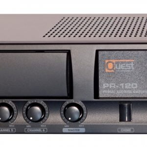 Quest XQ-PR120 120W 70v Amplifier