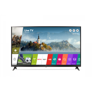 "LG 49UJ6300 49"" 4K UHD HDR Smart LED TV"
