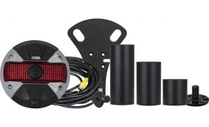Alpine HCE-TCAM1-WRA Rear View Camera & Rear Light System for 2007-Up Jeep Wrangler and Up.