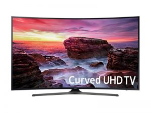"Samsung UN55MU6500 55"" Curved 4K UHD TV"