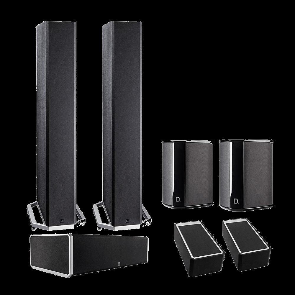 definitive technology bp9060. definitive technology bp-9040 tower speakers x2 - cs9060 center channel speaker sr- bp9060 f