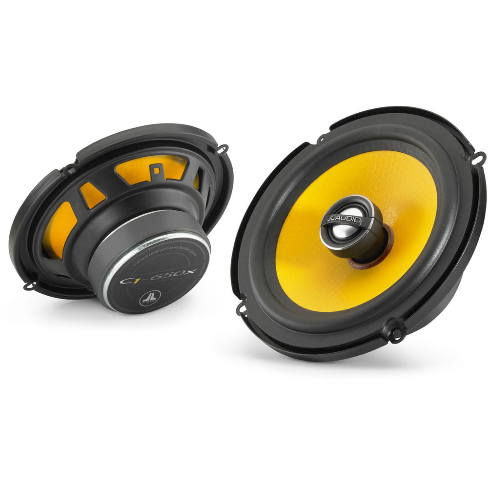 JL Audio C1-650x 6.5″ 2-way Car Audio Speakers