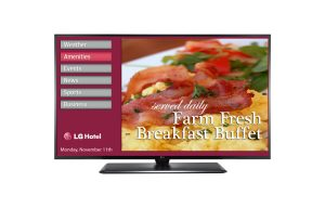"LG 32LX570H 31.55"" diagonal Single Tuner with Integrated Pro:Idiom LED TV"