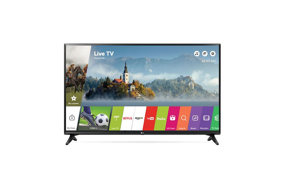 Lg 32lj550b 32 720p Smart Led Hdtv Black on viper remote key