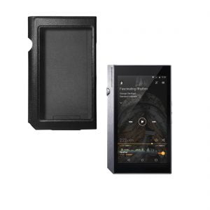 Pioneer XDP-300R-S Portable Digital Audio Player w/ XDP-APU300 Protective Pouch For XDP-300 - Bundle