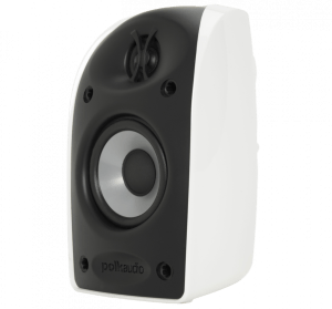 Polk Audio TL1 Bookshelf Satellite Speaker - White - Each