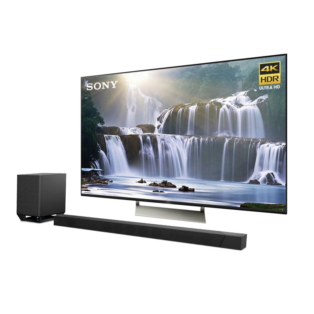 sony xbr 75x940e 75 smart led 4k ultra hd tv w sony ht. Black Bedroom Furniture Sets. Home Design Ideas