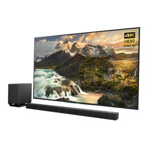 Sony XBR-75Z9D 75″ 4K Ultra HD Smart LED TV w/ Sony HT-ST5000 Dolby Atmos Wi-Fi/Bluetooth Soundbar – BundleSony XBR-75Z9D 75″ 4K Ultra HD Smart LED TV w/ Sony HT-ST5000 Dolby Atmos Wi-Fi/Bluetooth Soundbar – Bundle