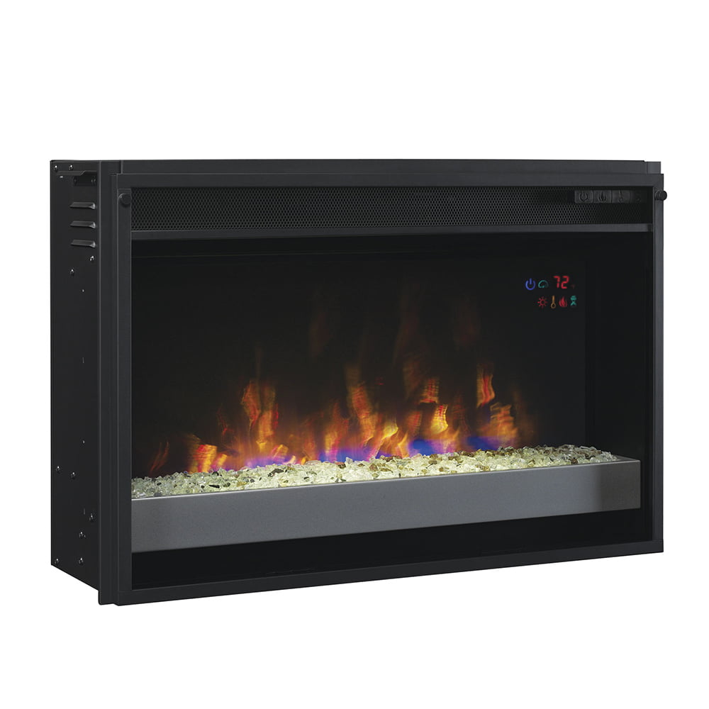 Bello 26ef031gpg 201 Classicflame 26 Contemporary Electric Fireplace Insert With Safer Plug