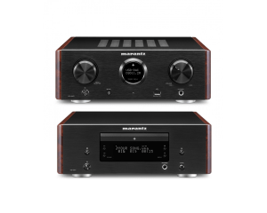 Marantz HD-CD1 High Definition CD Player w/ Marantz HD-AMP1 Integrated Amplifier - Bundle