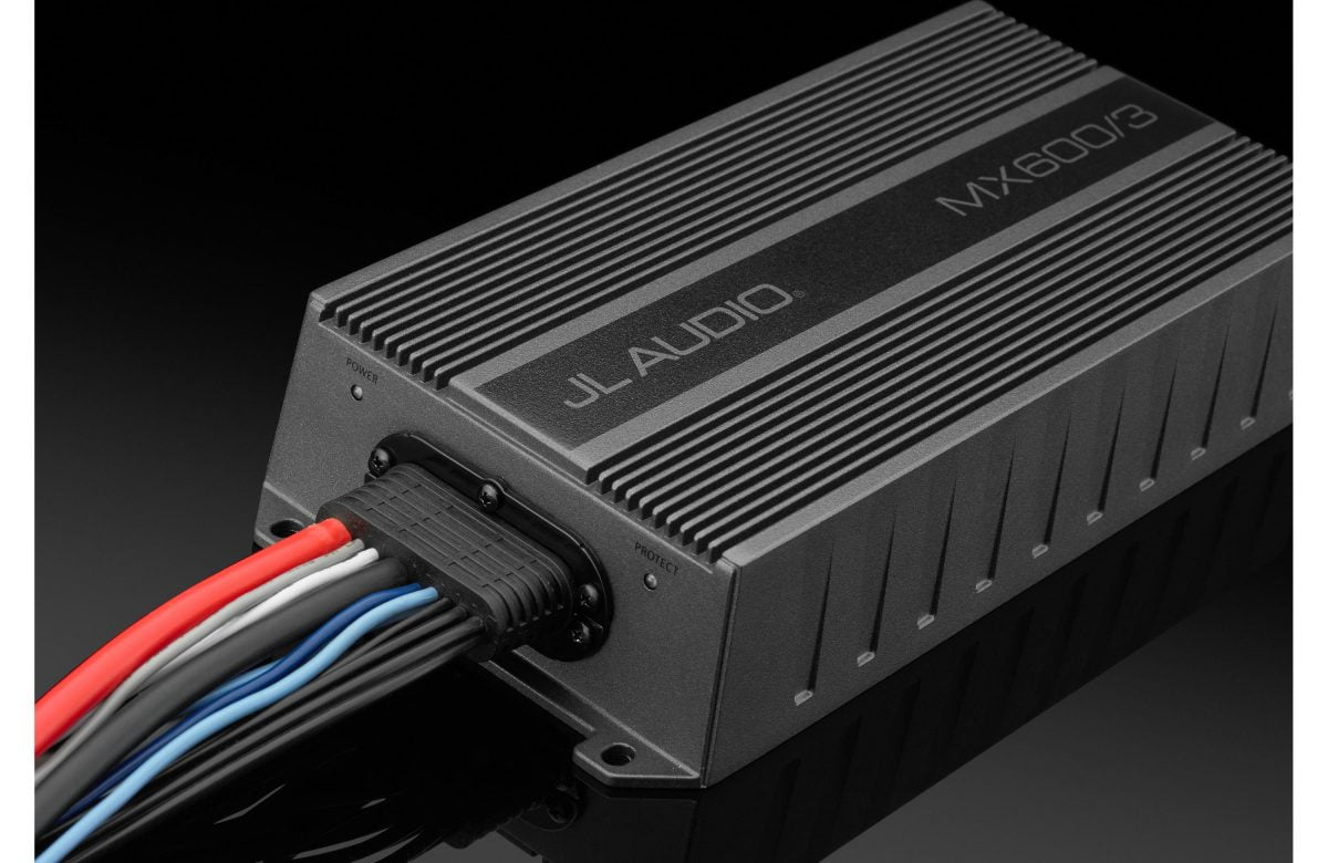 Jl Audio Mx600 3 Class D Amplifier System 98409