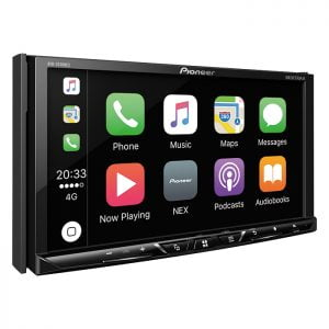 "Pioneer AVH-2330NEX Multimedia DVD Receiver with 7"" WVGA Display, Apple CarPlay and Built-in Bluetooth"