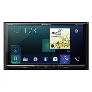 """Pioneer AVH-2300NEX Multimedia DVD Receiver with 7"""" WVGA Display, Apple CarPlay and Built-in Bluetooth"""