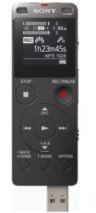 Sony ICDUX560BLK