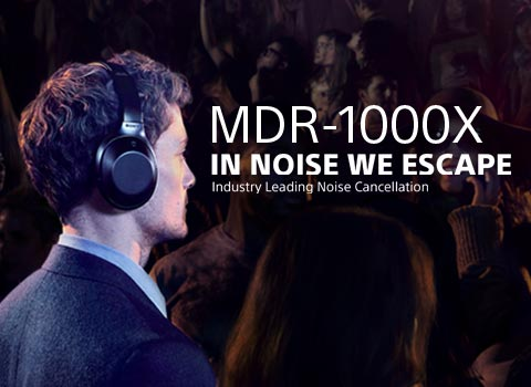 Sony MDR-1000X Mobile