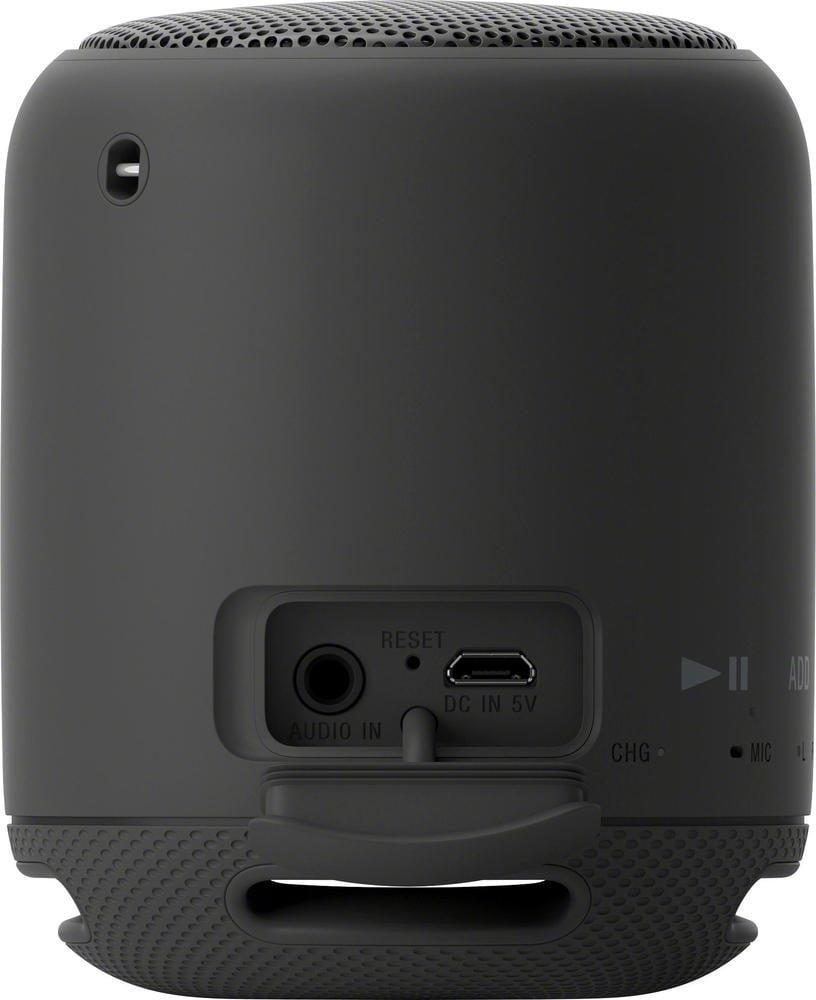 sony srs xb10 portable wireless bluetooth speaker black. Black Bedroom Furniture Sets. Home Design Ideas