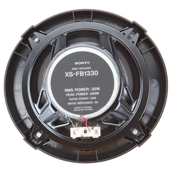 Sony XS-FB1330 Back