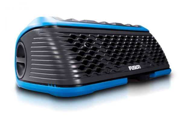 Fusion WS-SA150B Stereo Active World's First Portable Watersport Stereo - Blue