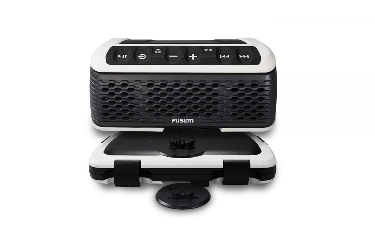 Fusion WS-SA150W Stereo Active World's First Portable ...