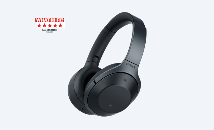 What Hi-Fi 5 Star Rating for the MDR-1000X