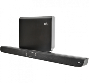 Polk Audio MagniFi Soundbar with Wireless Voice Optimization