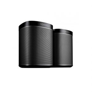 Sonos PLAY 1 Black Pair